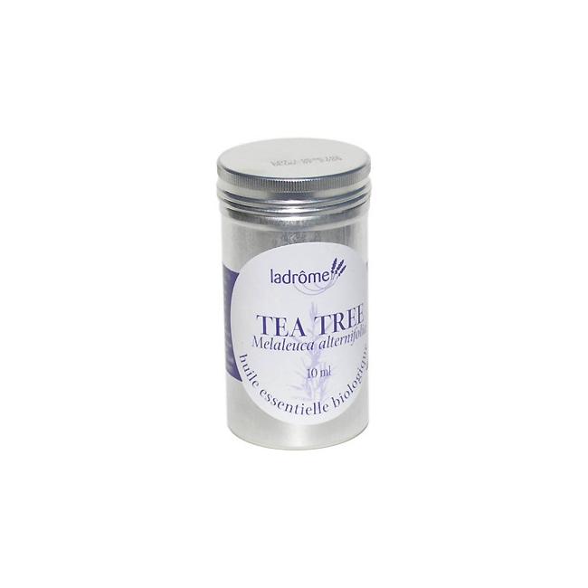 Huile essentielle bio tea tree 30ml ladrome huile naturelle - Huile essentielle tee tree ...