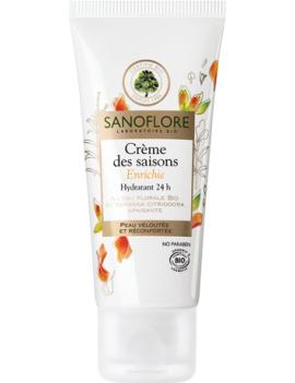 Crème des saisons enrichie 40mL Sanoflore