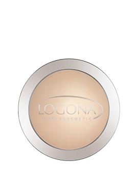 Poudre compacte beige léger 10g Logona