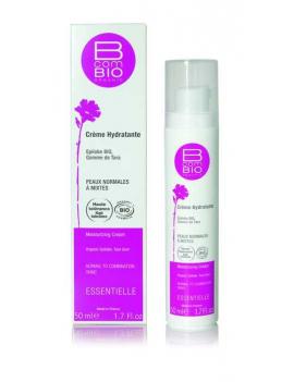 Crème hydratante visage peaux normales 50 ml BcomBio