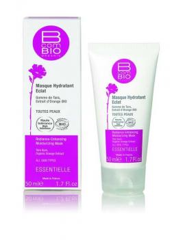 Masque hydratant éclat 50ml BcomBio