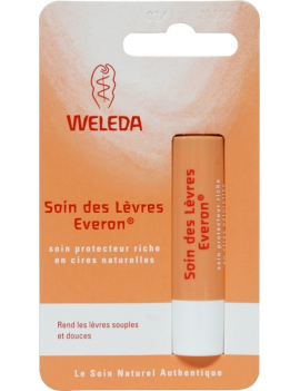 Soin des lèvres Everon 4,8g Weleda