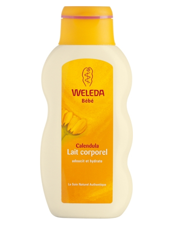 Lait Corporel 200mL Weleda