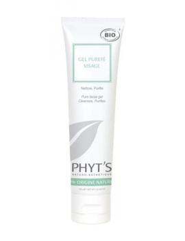 Gel pureté visage bio 100g Phyt's