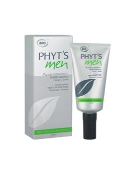 Fluide Hydratant Après-Rasage bio 75g Phyt's