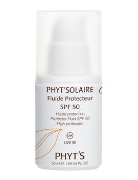 Fluide protecteur solaire bio SPF50 40mL Phyt's