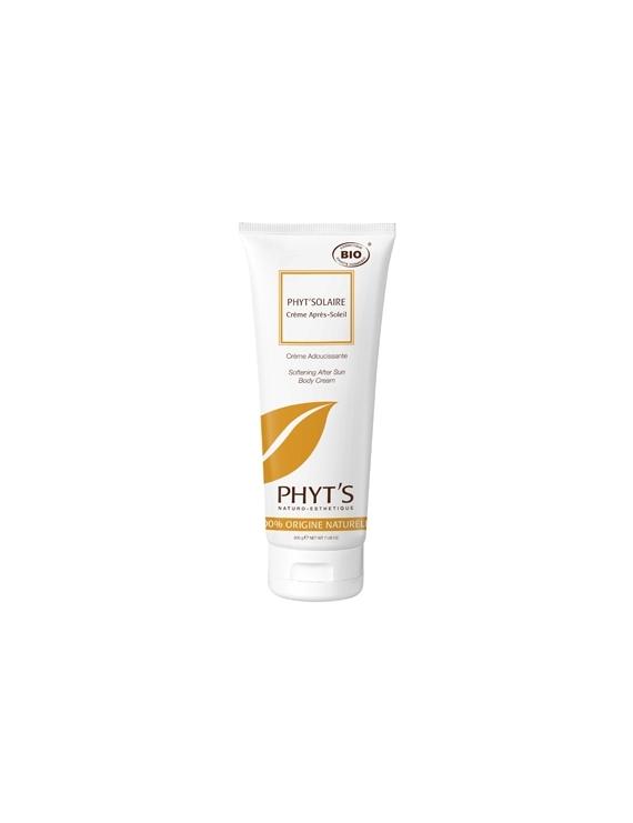 Crème Adoucissante après-soleil bio 200g Phyt's