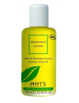 Huile corporelle Cocoon bio 100mL Aroma Phyt's
