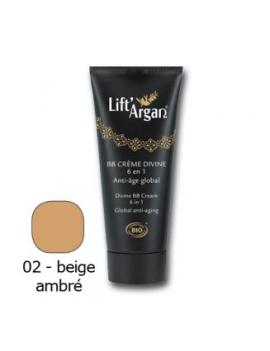 BB Crème divine - Beige ambré 40mL Lift'Argan