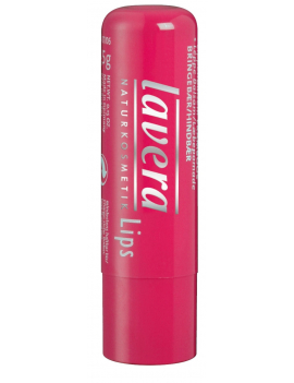 Baume à lèvres arôme framboise Lavera