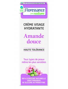 Crème visage hydratante à l'amande douce 50mL SO'BiO étic