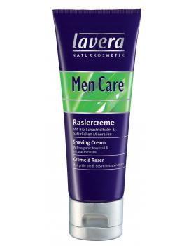 Crème à raser Lavera