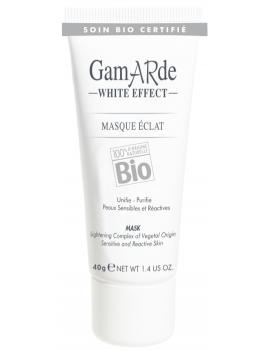 Masque éclat 40g White Effect Gamarde