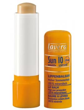 Baume à lèvres IP10 Lavera